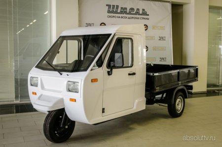Дешевле некуда: в России создан ультрабюджетный грузовичок