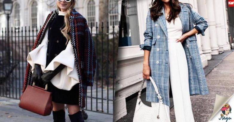 Весеннее пальто: 23 стильных ярких образов сезона весна-2018