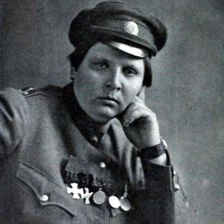 Оборотная сторона судьбы Марии Бочкарёвой
