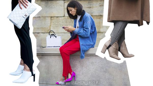 9 ярких примеров, как носить брюки со штрипками. Это ультра-тренд
