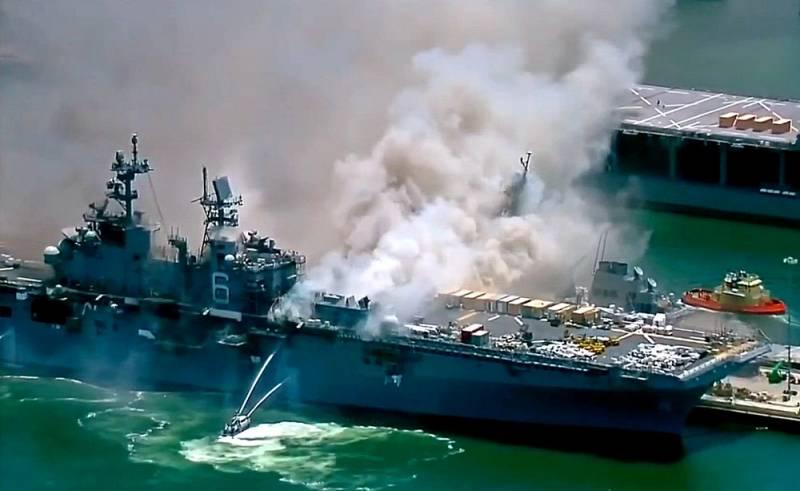 BI: В войне с Россией ВМС США не смогут ремонтировать свои корабли Новости