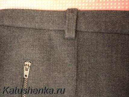 Как правильно делать стрелки на женских брюках