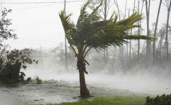 Ураган «Дориан» в США: Ответ России за пожары и потоп в Сибири?