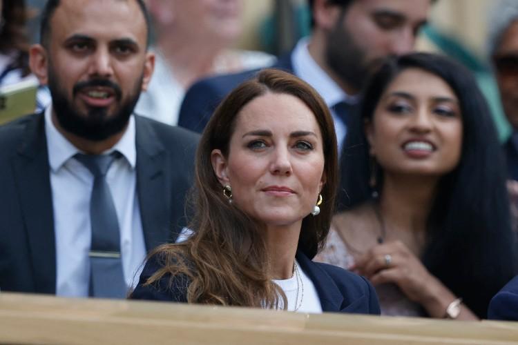 Беременная принцесса Беатрис и Эдоардо Мапелли Моцци посетили Уимблдонский турнир Монархи,Британские монархи