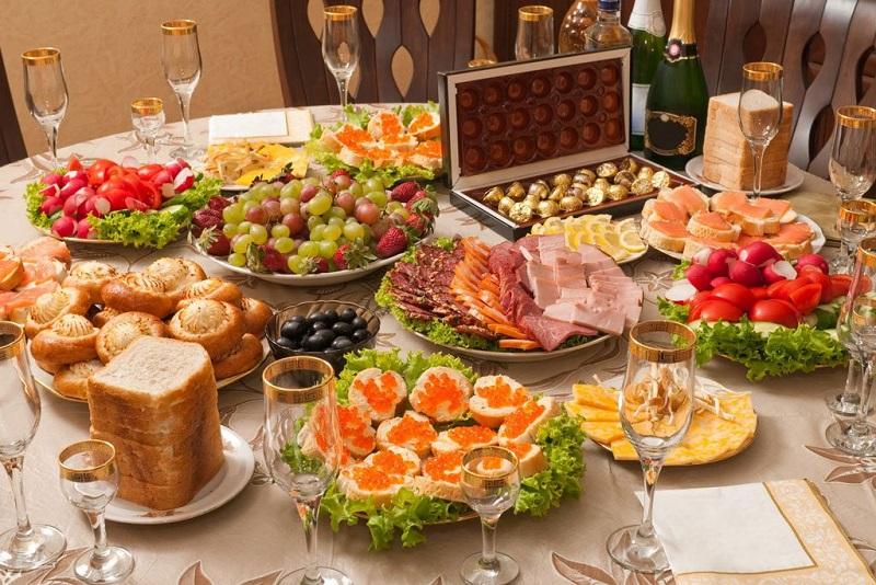 Эти 5 самых вкусных закусок к Новому году особенно хороши