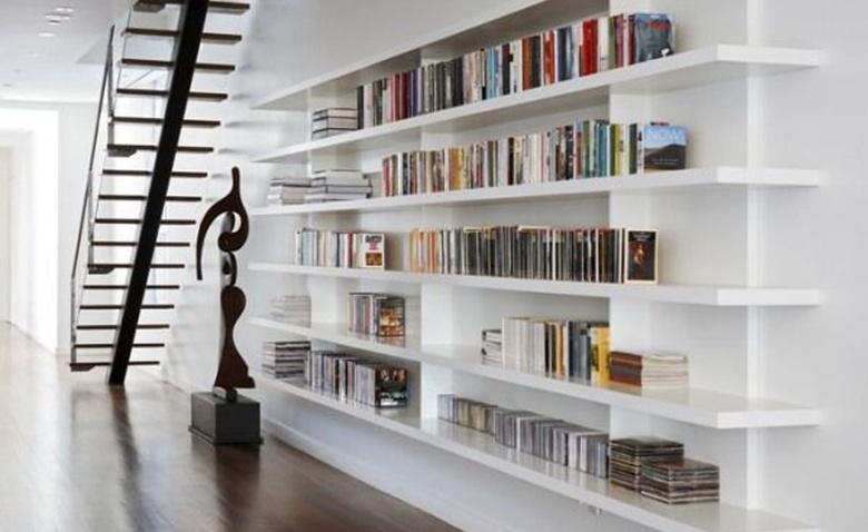 Книжный шкаф по Зодиаку. 12 примеров