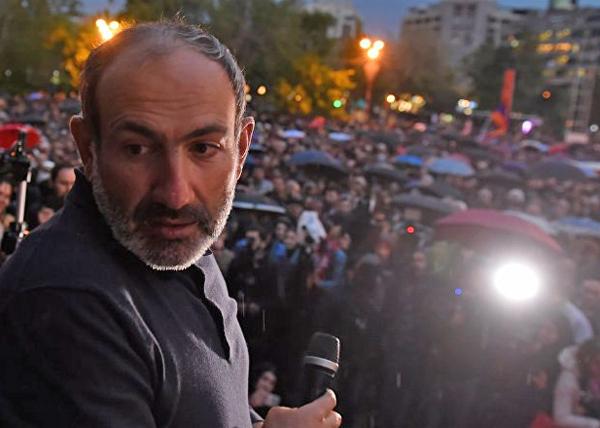 Власти Армении пошли на сило…