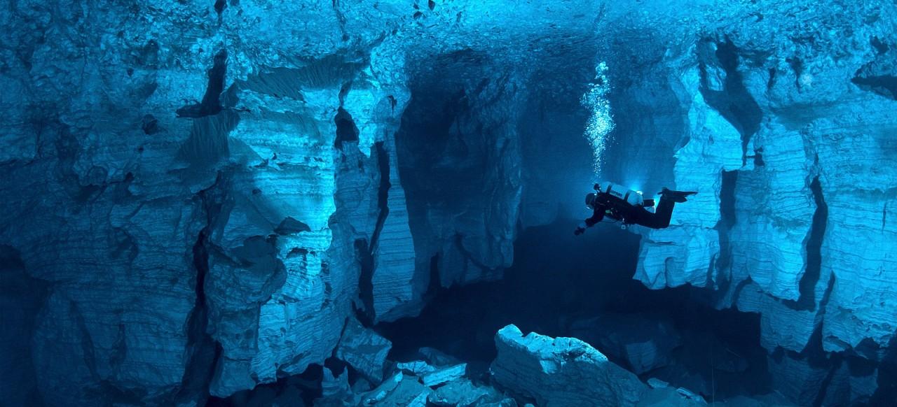 Пещеры Приморского края