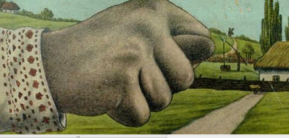 Фига: что на самом деле этот жест означает у русских
