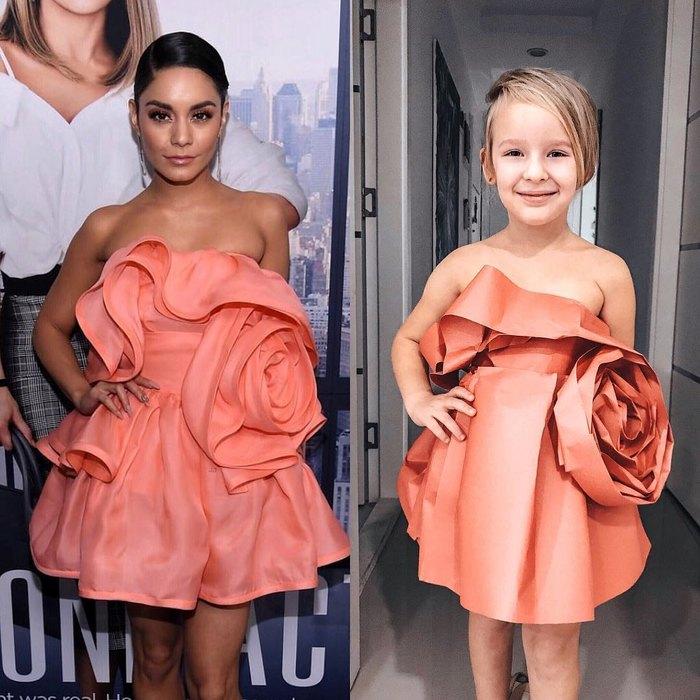 Мать и дочь воссоздают платья с красной дорожки — это нечто!