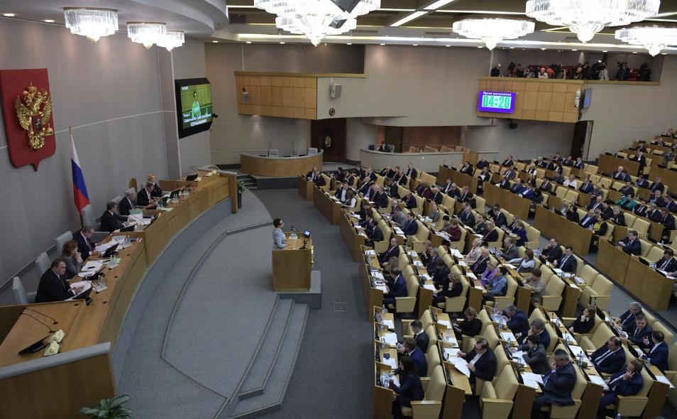"""Никакого бизнес-класса. В России могут создать """"моральный кодекс"""" для депутатов"""