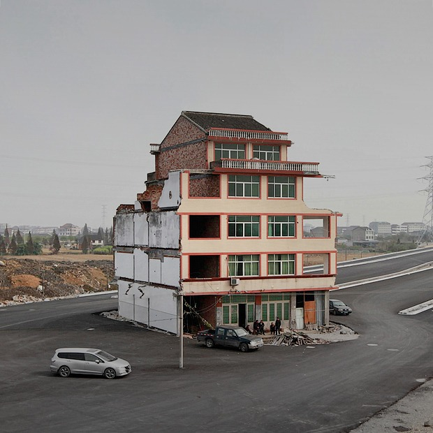 Галерея: где живут самые упрямые люди Китая