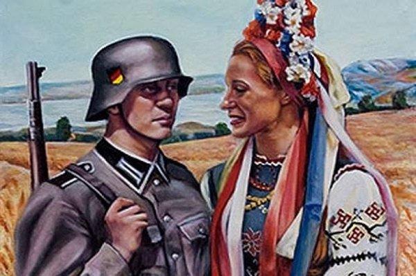 СБУ Украины: «Немецкая оккуп…