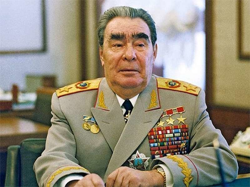 «Победа» для Брежнева. Самый…
