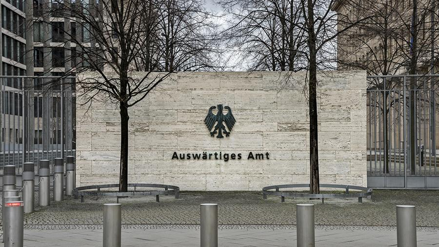 Глава МИД Германии в очередн…