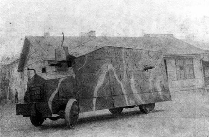 Бронеавтомобиль Bukowski (Польша)
