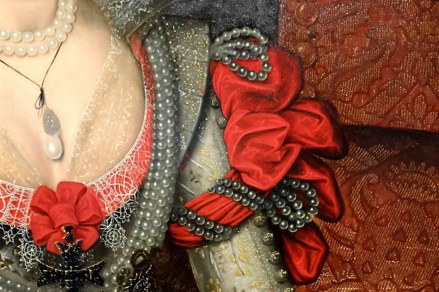 Недооцененная высокая мода якобинского рукоделия