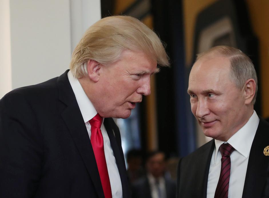 Песков: Между Путиным и Трам…
