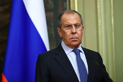 Лавров придумал новый термин для описания действий западных лидеров Мир