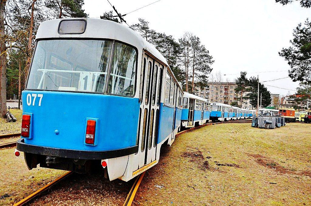 «Трамвайная история» подошла…