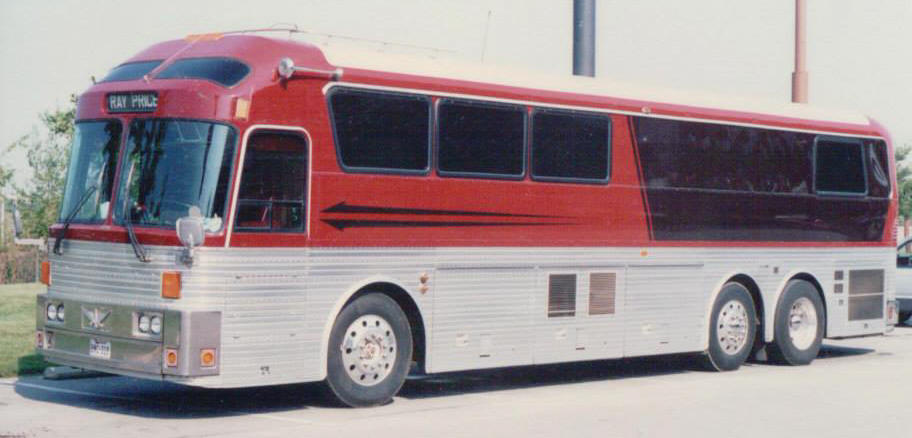 ray price eagle bus