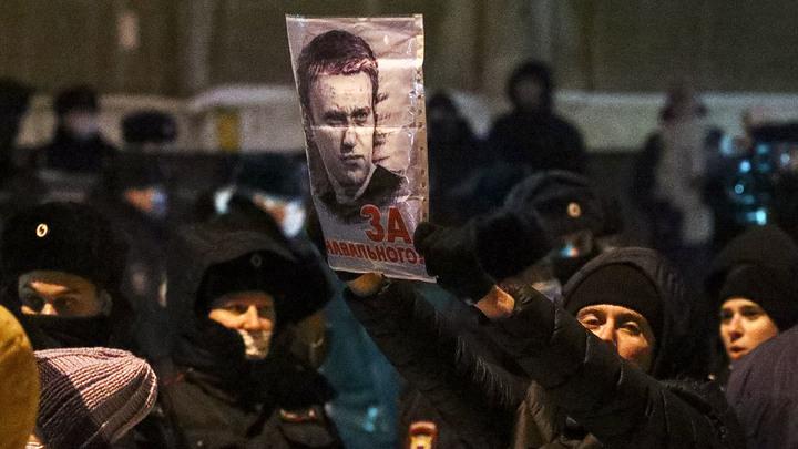 Генерал ГУФСИН Мороз вмешался в судьбу Навального: Следующий митинг собирайте в Вятке россия