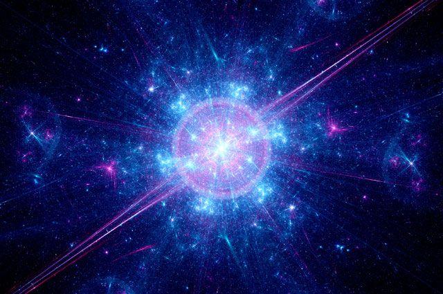 В чём суть теории Большого взрыва?