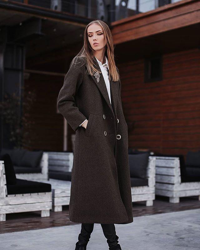 Модные пальто для этой осени