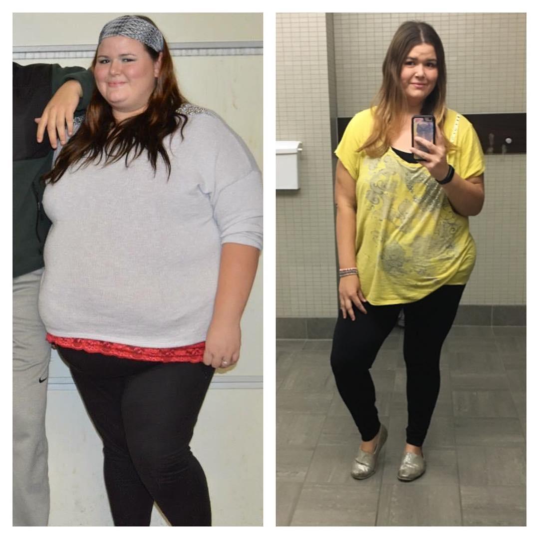 Реальные фото женщин которые похудели