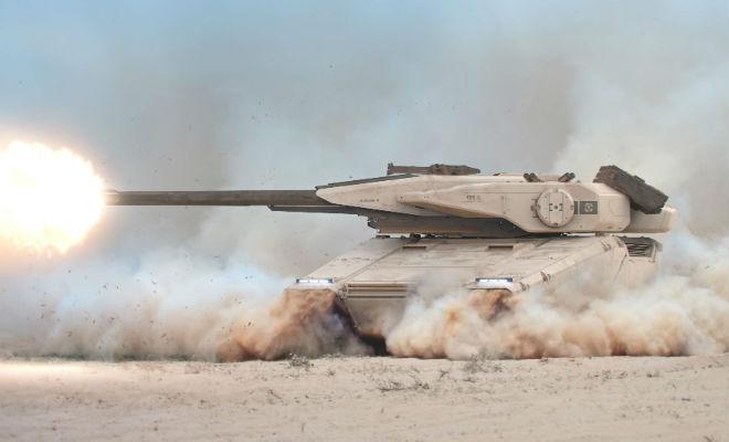 Объект 490: самый мощный танк в мире, которому уступает Армата
