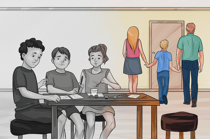 15 иллюстраций о проблемах человечества, которые касаются каждого из нас Жизнь,Отношения,проблемы