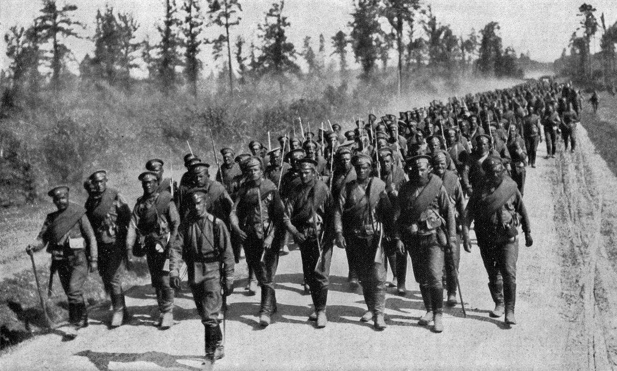 Какой была бы территория России, если бы она не вышла из Первой мировой история,интересное,былые времена