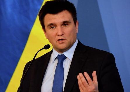 Климкин просит отобрать шенгенские визы у всех, кто придет на выборы в Крыму