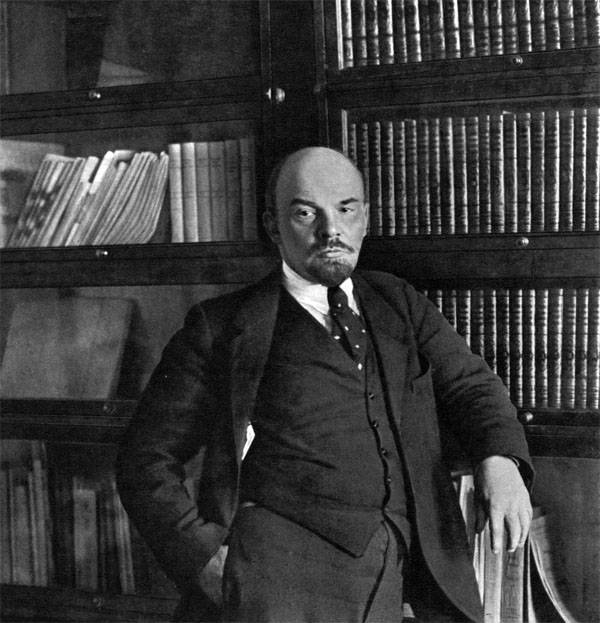 95 лет назад умер Ленин