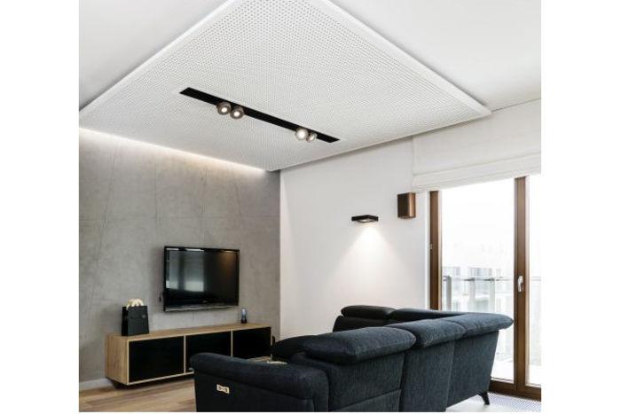 Как придать подвесному потолку дорогой вид: самый действенный способ идеи для дома