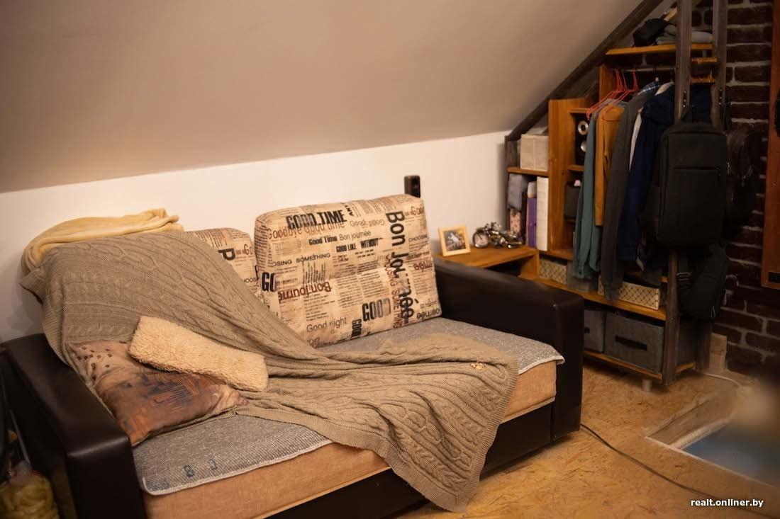 Парень круто отремонтировал старый чердак идеи для дома,интерьер и дизайн,ремонт и строительство