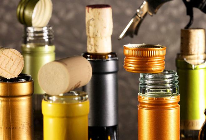Деревянные пробки против вин…