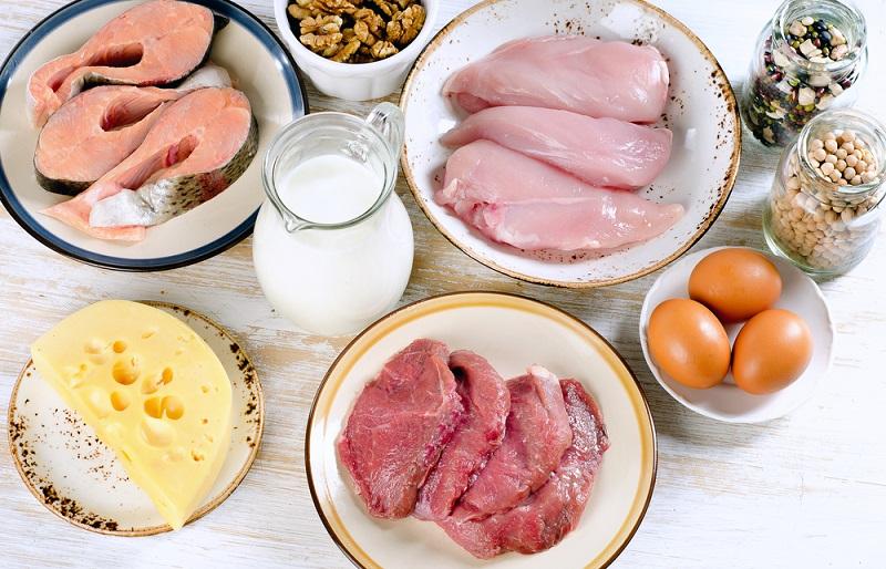 какие продукты подходят для белковой диеты