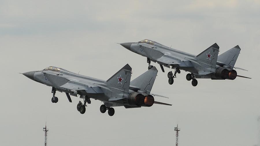 Экипажи комплекса «Кинжал» выполнили более 250 полетов с начала года