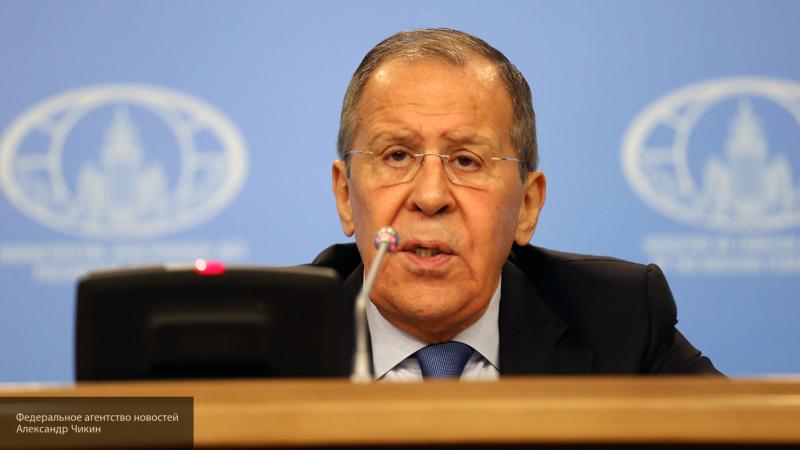 Лавров решительно исключил возможность каких-либо компромиссов с террористами в Сирии
