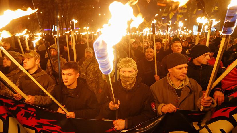 Украинские националисты заяв…