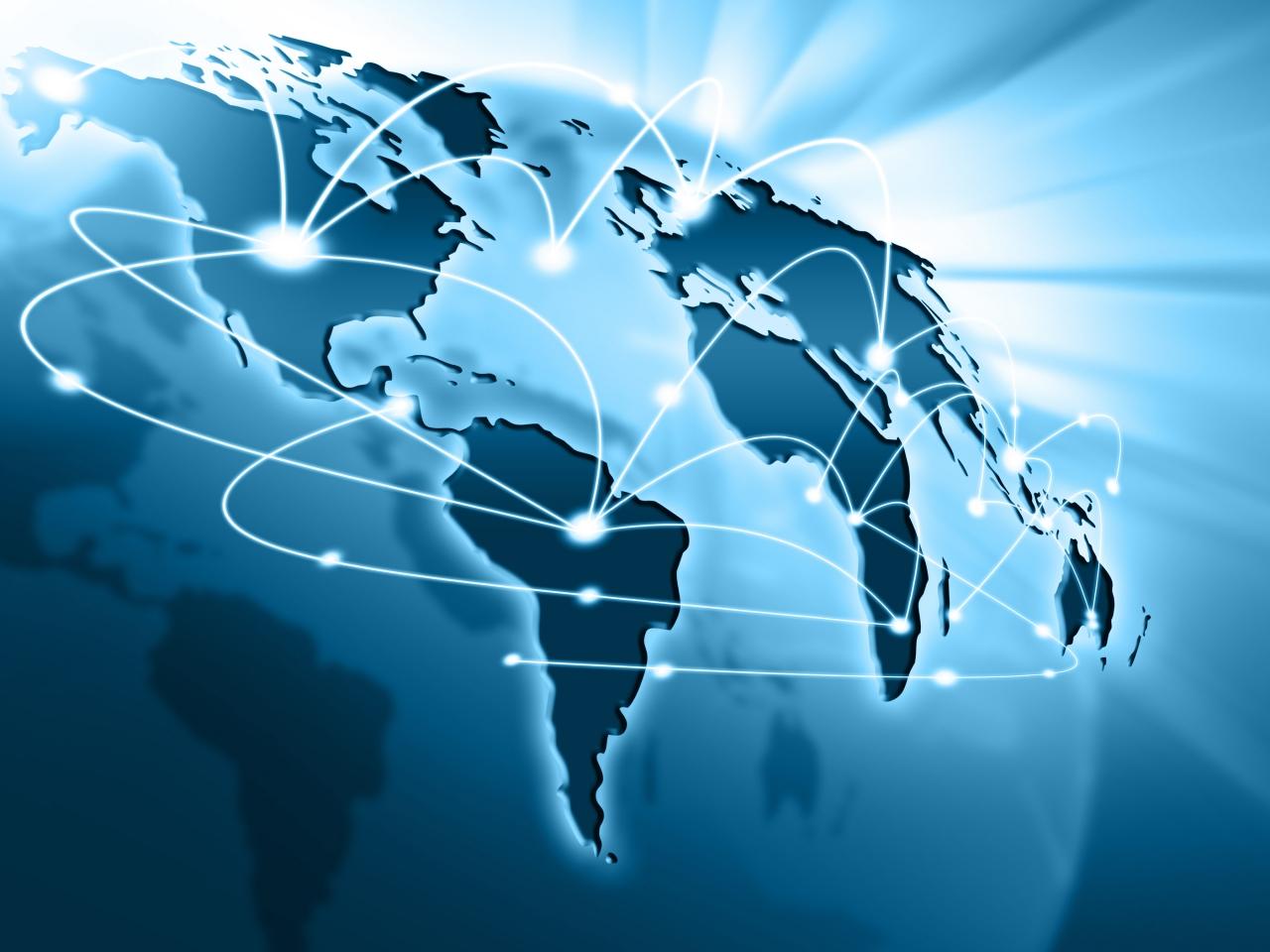 фон сеть интернет