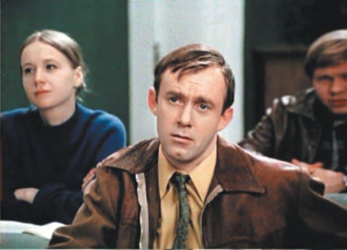 Валерий Носик в фильме *Большая перемена*, 1972-1973 | Фото: tele.ru