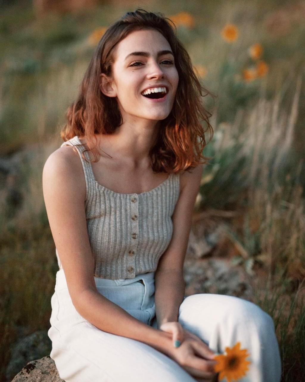 Чудесная портретная фотография Эллен Белл Хансен