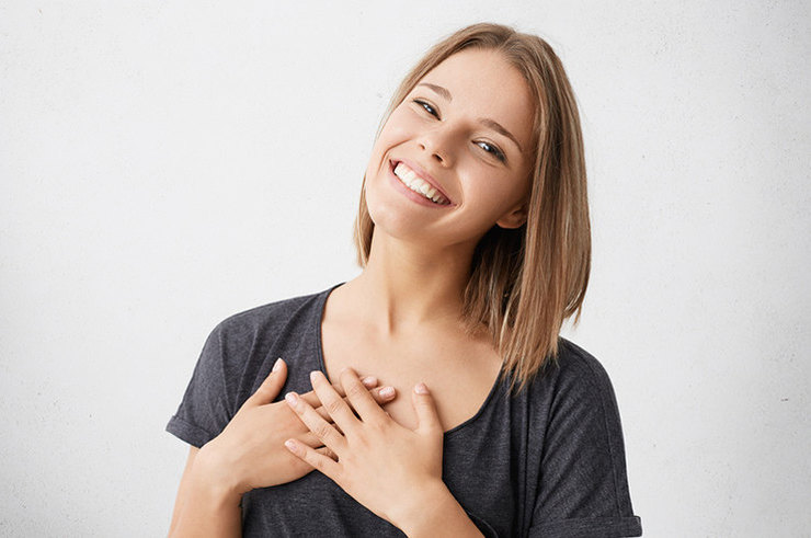 Почему быть благодарным полезно для здоровья