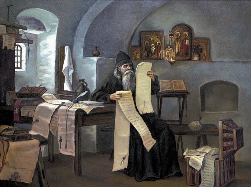 В чём отличие древнерусского языка от старославянского