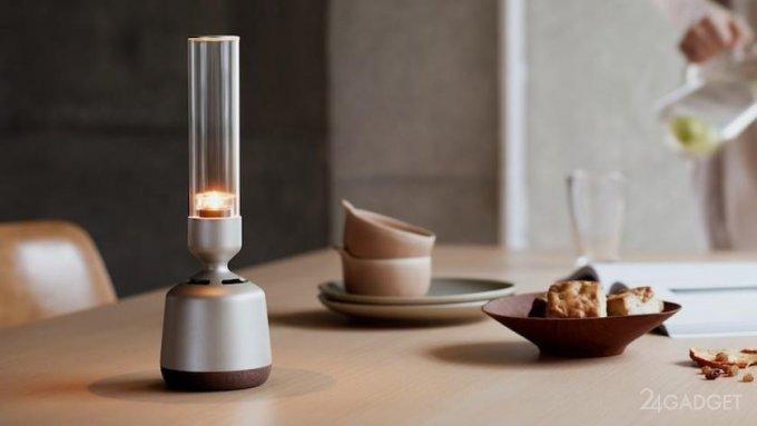Стильная колонка-свеча Sony LSPX-S3 с кристально чистым звуком