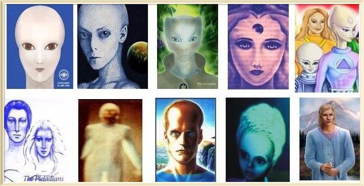 Кто такие инопланетÑне и пришельцы (Kto takie inoplanetyane i prishel