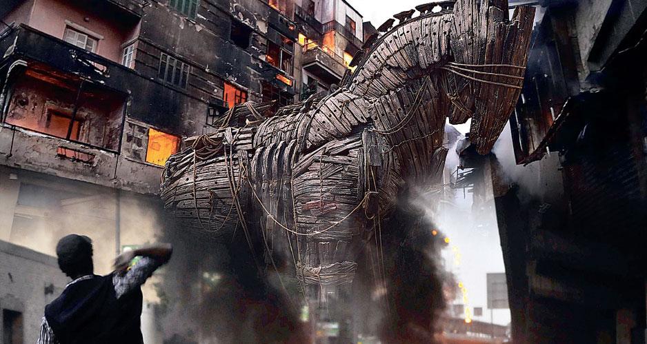 «Троянский конь»: агрессия нового типа