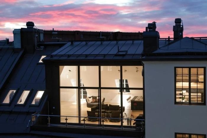 Почему в Голландии не принято занавешивать окна шторами или жалюзи